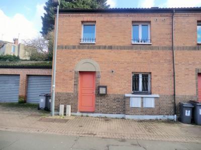 Maison type 4 avec cour et garage - Lille