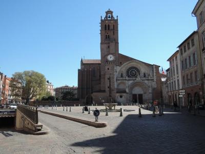 Centre historique, St Étienne
