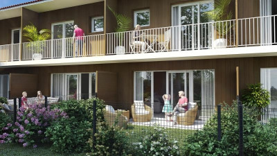 Appartement T2 neuf biscarrosse