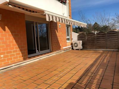 COTE PAVÉE - T3 spacieux lumineux avec très belle terrasse