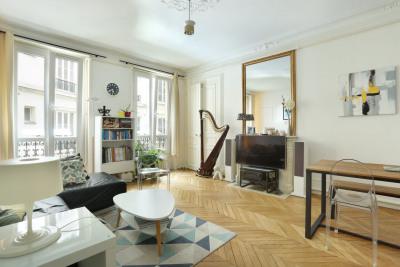 Appartement 4 pièces - 86 m² - 75009 - Paris