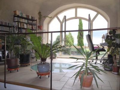 Loft troglodyte montoire sur le loir - 5 pièce (s) - 156 m²