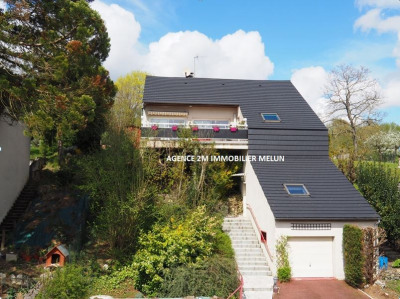 A vendre maison 6 pièces 155 m² le mee sur seine
