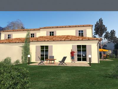Maison neuve 120m² avec jardin