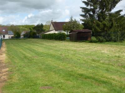 Terrain a bâtir fontaine la guyon - 1131 m²
