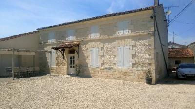 Charente house 7 rooms Secteur Cherves Richemont