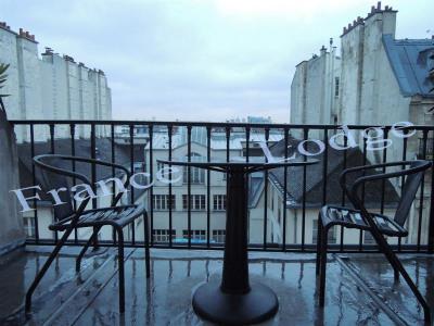 Short-term rental apartment Paris 3ème (75003)