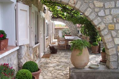 Deluxe sale house / villa Saint-paul-en-forêt 1200000€ - Picture 8