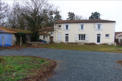 Maison le poire sur velluire - 6 pièce (s) - 140.25 m²
