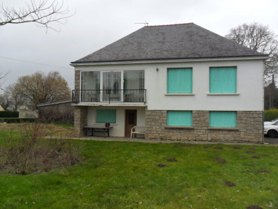 Maison de style'nantaise'- Saint jean brevelay