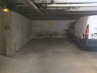 Emplacement de parking