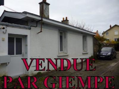 Maison 3 pièces-64 m²-NANTES-207 000 euros