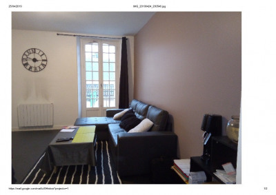 Appartement T2 Hyper centre