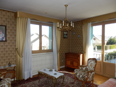 Traditional property 5 rooms