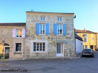 Maison de village prayssas - 5 pièce (s) - 130 m²