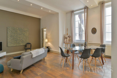 Lyon 2 - Ainay - Apartment of 106 sqm - 2 bedrooms