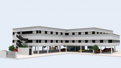 Immeuble de bureau - Toulon Est / La Garde - 1600 m² Divisibles