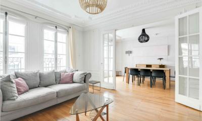 Appartement familial meublé