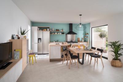 Argenteuil - vente appartement de 53m², 2 pièces avec terrasse