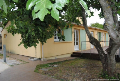 Villa de plain pied T5 avec jardin