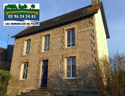 Maison en pierres st nicolas du pelem - 5 pièce (s) - 113 m²