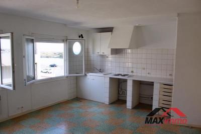 Appartement valras plage - 3 pièce (s) - 58 m²