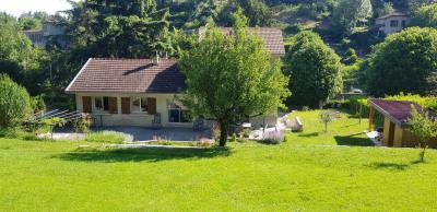 Villa T7 de 19m² avec un terrain de 1918m²
