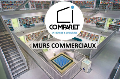 Vente'murs commerciaux'CC Chamnord Chambery