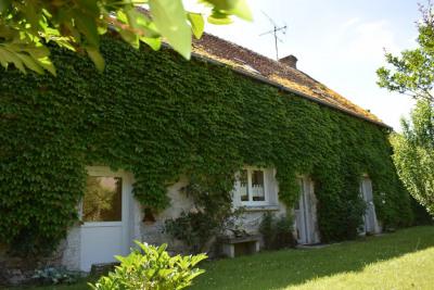 Village bord de Loire
