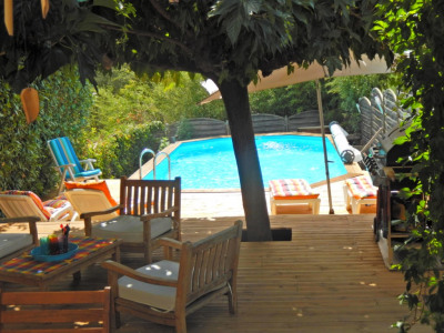 Villeneuve Villa avec piscine