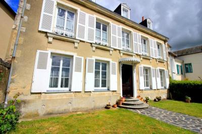Maison bourgeoise la chartre sur le loir - 8 pièce (s) - 251 m²