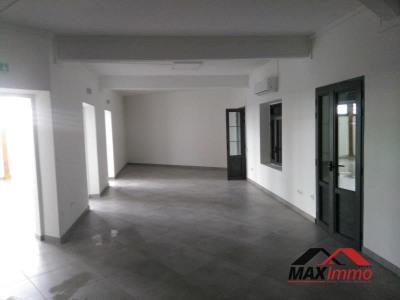 Commercial st denis - 125 m²