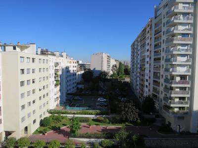Appartement 2 pièces - occupé