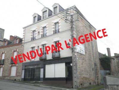 Immeuble Martigne Ferchaud 12 pièce (s)