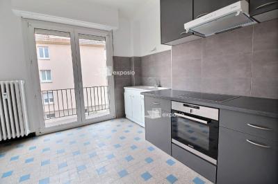 Strasbourg Meinau 2/3pièces 73.29 m² avec cuisine
