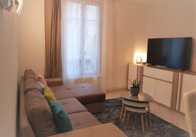 92-Asnières sur seine location meublée 3 pièces 58m²