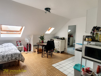 Appartement Melun 1 pièce(s) 19.57 m2