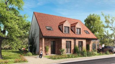 Maison * 4 pièces * 79 m² * 59173 RENESCURE * 166 950 euro
