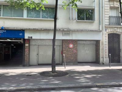 Double box rue de Vouillé