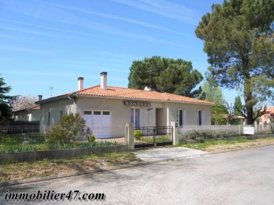 Villa plain-pied - 3 pièces - 91m²