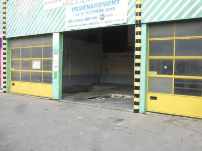 Cap sud local mixte entrepôt et bureaux emplacement n°1