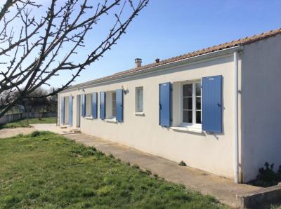 Maison Mornac Sur Seudre 5 pièce (s) 125 m²