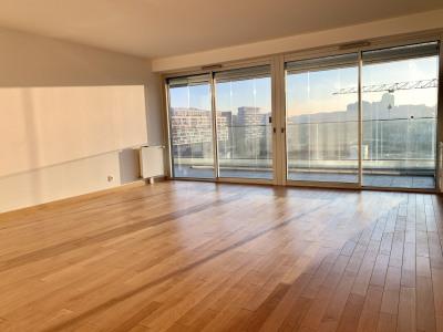 Appartement 4 pièces avec balcon terrasses