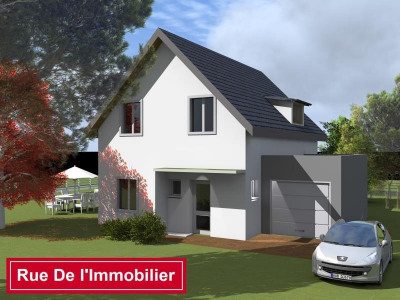 Contemporary house 5 rooms