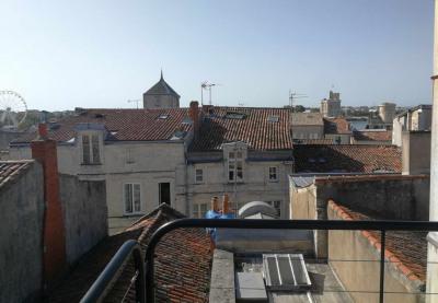 A vendre appartement T3 terrasse hyper-centre