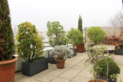 Duplex avec terrasses