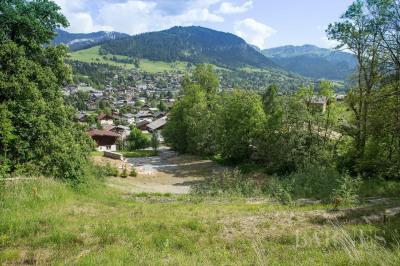 Terrain d'environ 4000 m²