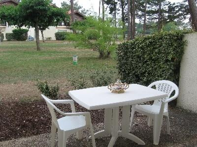 Vacation rental apartment Mimizan plage 290€ - Picture 4