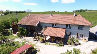 Maison dauphinoise de 110m² et 1500m² de terrain