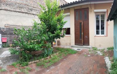 Chartreuse avec cour privative - Quartier Les Chalets